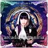 arcadia+paroniria(初回限定盤)/CDシングル(12cm)/TMS-353