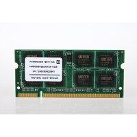 ノートPC用SODIMM PC2 WT-SD800-2GB 6400 2GB
