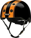 メロンヘルメット Melon Helmets ヘルメット ダブル XL~XXLサイズ 58~63cm オレンジ/ブラック EBMH1009