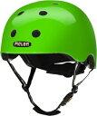 メロンヘルメット Melon Helmets ヘルメット ピュア XL~XXLサイズ 58~63cm グリーン EBMH1019