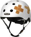 メロンヘルメット Melon Helmets ヘルメット ストーリー XL~XXLサイズ 58~63cm ブラスタードホワイト EBMH1023