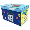 フタ付き収納ボックス トーマス おもちゃ入れ おもちゃ箱