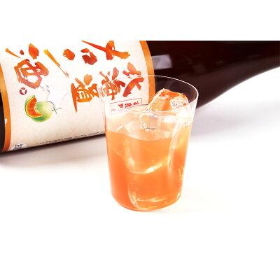 やたがらす 北海道メロン酒 1.8L