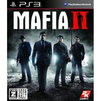 Mafia II(マフィア 2)/PS3/BLJM-60270/【CEROレーティング「Z」(18歳以上のみ対象)】
