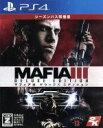 MAFIA III デラックスエディションゲオ専売 版 /PS4