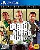 Game Soft PlayStation 4 / グランド・セフト・オートv: プレミアム・オンライン・エディション