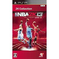 NBA 2K13(2K Collection)/PSP/ULJS00596/A 全年齢対象
