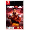 NBA 2K20/Switch/HACPAUEMA/A 全年齢対象
