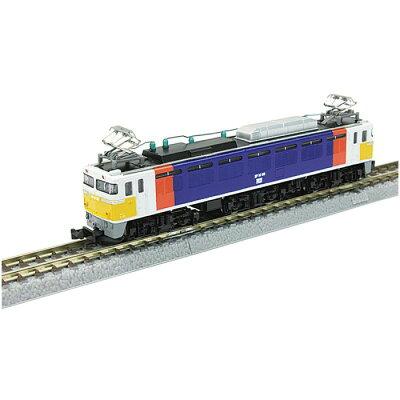 鉄道模型 六半 Z T015-6 EF81形電気機関車 カシオペア塗装