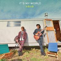 IT'S MY WORLD/CD/DFA-005