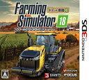 ファーミングシミュレーター18 ポケット農園4/3DS/CTRPA8FJ/A 全年齢対象