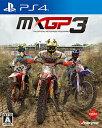 MXGP3 -The Official Motocross Videogame-/PS4/PLJM16006/A 全年齢対象