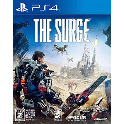 The Surge(サージ)/PS4/PLJM16070/【CEROレーティング「Z」(18歳以上のみ対象)】