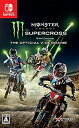 Monster Energy Supercross - The Official Videogame/Switch/HACPAJJ7B/A 全年齢対象