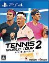 テニス ワールドツアー2/PS4/PLJM16764/A 全年齢対象