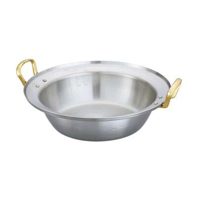 中尾アルミ製作所 キングデンジ しゃぶ鍋 両手付   d-21