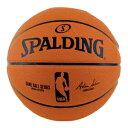 SPALDING NBA ゲームボール レプリカ 7 83-044Z