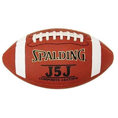 スポルディング American football J5Jジュニア 62-8348 ブラウン