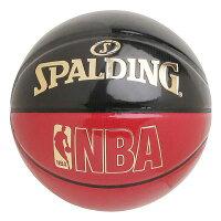 バスケットボール ボール 7号球 アンダーグラス スポルディング Spalding Ball Spal Underglass Blk/Red