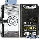 スポルディング Spalding Smartphone Case TRUEBELIEVERS