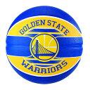 バスケットボール 2017 ゴールデンステイト ウォーリアーズ 7号球 83-515Z