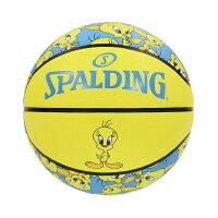 SPALDING バスケットボール 6号球 TWEETY / トゥィーティ 83-666J