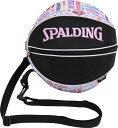 SPALDING ボールバッグ スーパーガール 49-001SG
