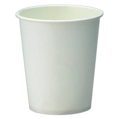 TANOSEE 紙コップ ホワイト 205ml7オンス