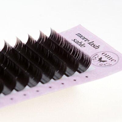 moreラッシュ・セーブル Lカール 9 11mm Mix ×0.15mm