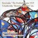 ストラヴィンスキー:バレエ組曲「火の鳥」,チャイコフスキー:幻想的序曲「ロメオとジュリエット」,チャイコフスキー:ポロネーズ(歌劇「エウゲニ・オネーギン」より)/ハイブリッドCD/NKB-103
