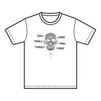 NARUTO -ナルト- 疾風伝 ペインTシャツ/ホワイト-M empty