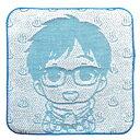 きゃらふぉるむ ユーリ!!! on ICE ジャガードミニタオルハンカチ A 勝生勇利 empty