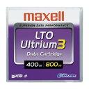 マクセル LTOデータカートリッジ 400GB LTOU3/400 ×J B 5セット