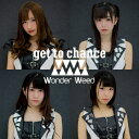 get to chance[A-Type]/CDシングル(12cm)/JH-0020