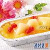 みれい菓 りんごと桃のカタラーナ 1P