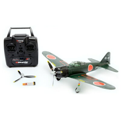 2.4GHz 電動エアプレーン 4ch ZERO RTFキット ハイテックマルチプレックスジャパン H ME101083