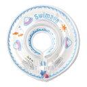 Swimava うきわ首リング   ホワイト  SW120W / Swimava