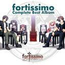 CD fortissimo complete best album -La'cryma 10th Anniversary - PB2 Records