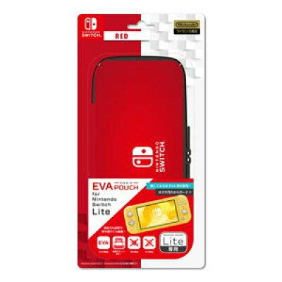 アイレックス EVAポーチ for Nintendo Switch Lite RED ILXSL297