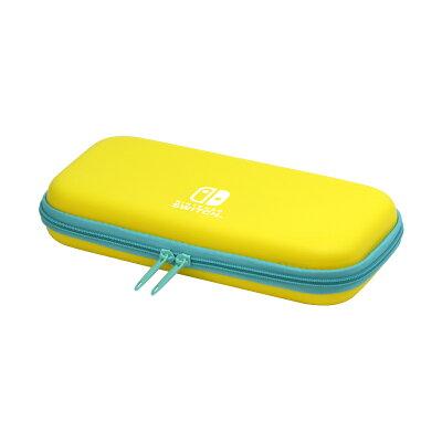 アイレックス EVAポーチ for Nintendo Switch Lite YELLOW&TURQUOISE ILXSL298