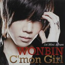 C'mon Girl/CD/AIMA-1006