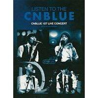LISTEN TO THE CNBLUE CNBLUE 1ST LIVE CONCERT 2010 @ AX-KOREA/DVD/AIMV-1005