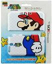 ラバーコートカバー for ニンテンドー 3DS LL マリオ MSY