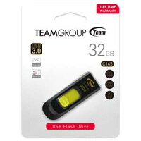 U3032GC145YTG Team USB3.0/2.0対応 USBフラッシュメモリ 32GB C145シリーズ