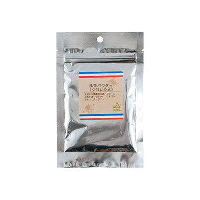 プティパ 抹茶パウダー(クロレラ入)(30g)