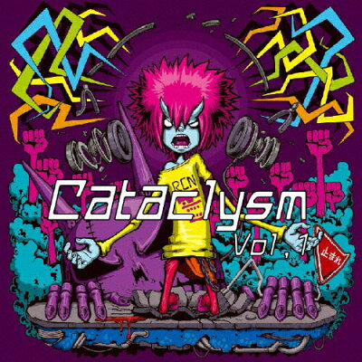 Cataclysm Vol.1/CD/RCCA-0001