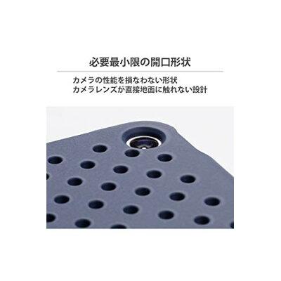 AndMesh iPad mini 第5世代専用メッシュケース 612-9606 ミッドナイトブルー
