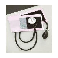 ギヤフリーアネロイド血圧計 GF700-04 ピンク