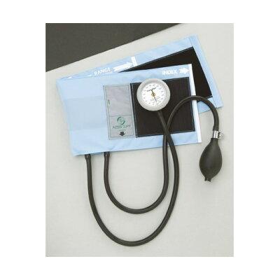 ギヤフリーアネロイド血圧計 GF700-05 スカイブルー