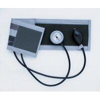 ギヤフリーアネロイド血圧計 綿カフ+ GF700-10 グレー /0-9523-01